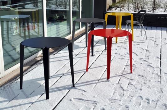 Tres Table. Decor ideas. #Desing