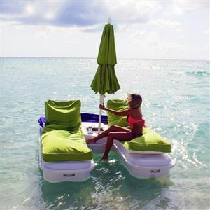 SeaDuction Cabana Float: Ideas, Stuff, Dream, Summer, Lake, Things, Beach, Places, Products