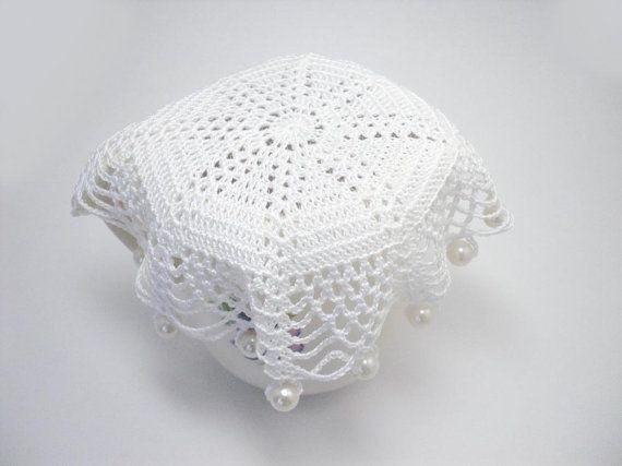 crochet milk jug cover free pattern - Google Search