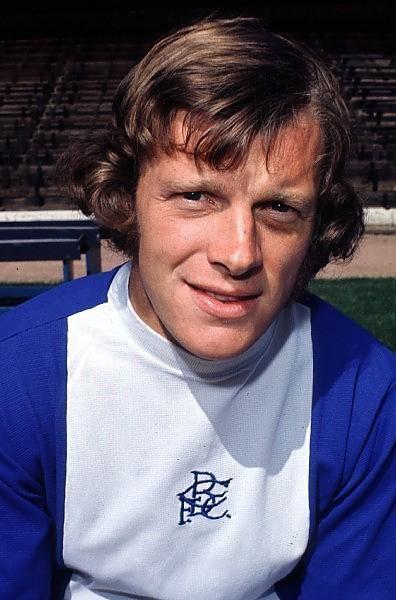 Gordon Taylor Birmingham City 1971