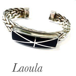 Bracelet ethnique, bijou argent, Köasékhemin 233714 d'esprit oriental