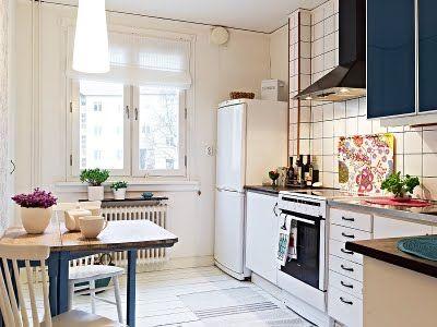 25 best ideas about modelos de cocina on pinterest for Interiores de casas pequenas