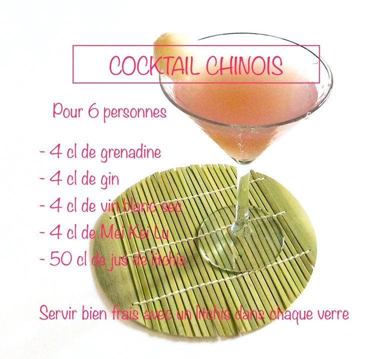 Cocktail Chinois