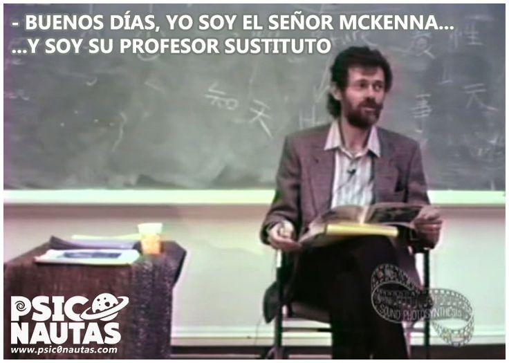 Buenos días, soy el señor McKenna.