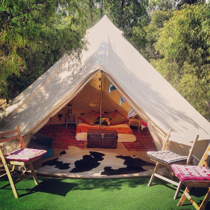 Camp in style @ Fairbridge Festival