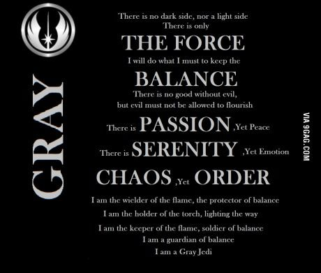 Image result for grey jedi
