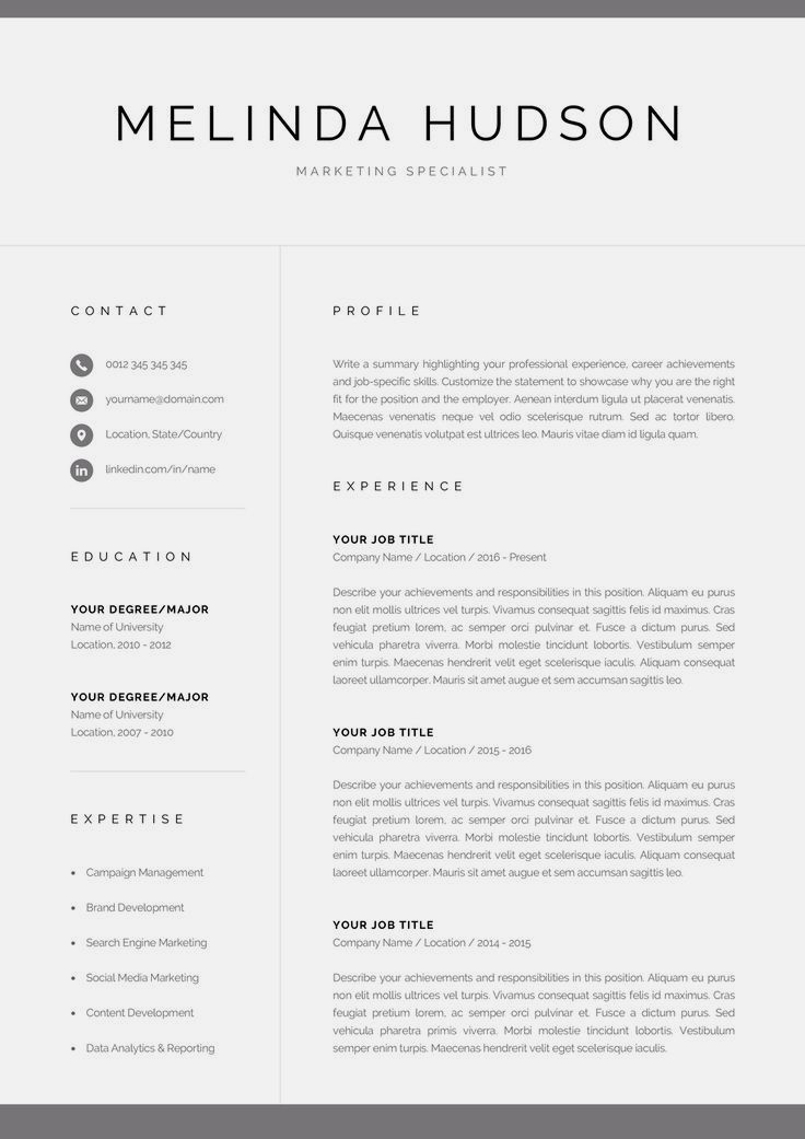 49++ Include professional references on resume Examples