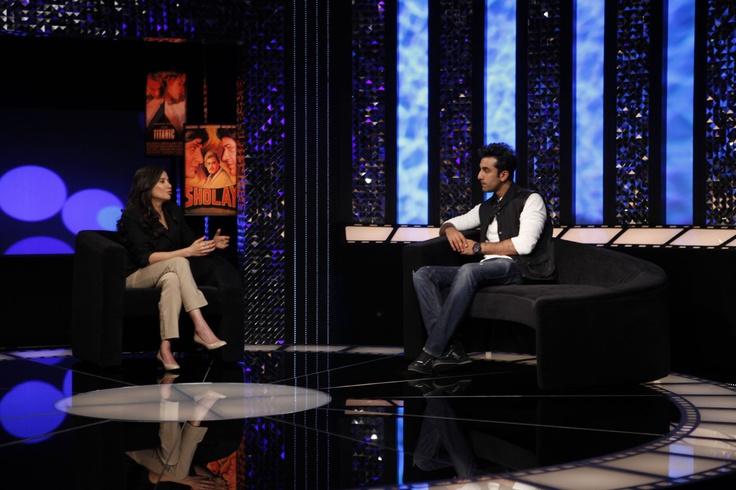 Anupama Chopra in conversation with Ranbir Kapoor