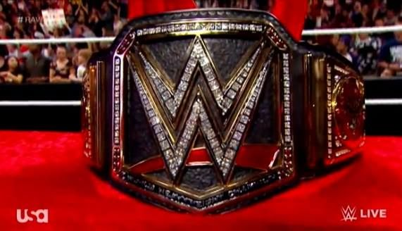 New WWE Logo And New WWE Champion. 2014