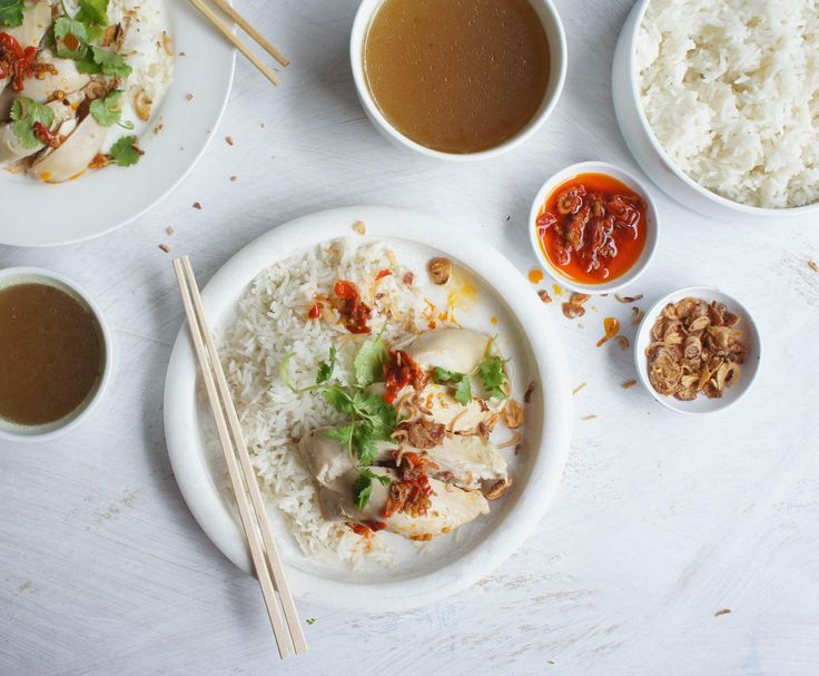 Been craving Hainanese chicken lately? Now you can make it!