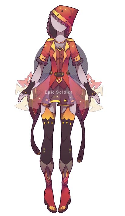 Outfit adoptable 38 (Open!) by Epic-Soldier.deviantart.com on @DeviantArt