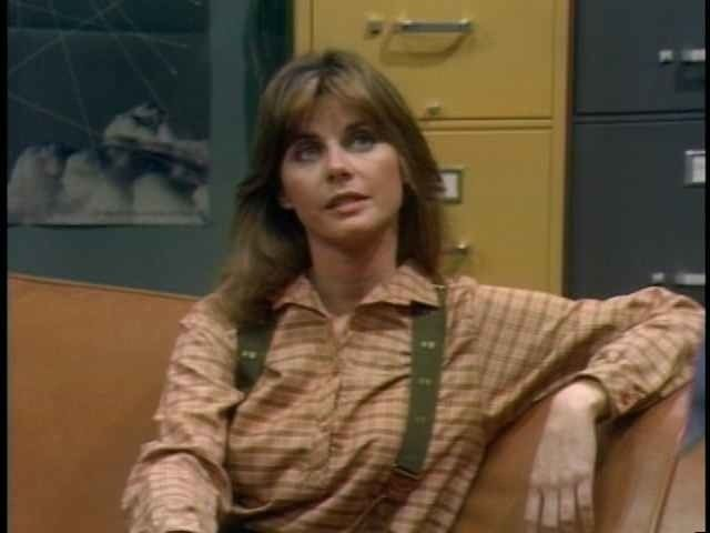 """""""WKRP in Cincinnati"""" ran from 1978 - 1982 and starred 2 knock-out ladies Bailey Quarters(Jan Smithers) and Jennifer Marlowe(Loni Anderson)... Happy Birthday to Jan Smithers(July 3).... the eternal question Bailey or Jennifer ?"""