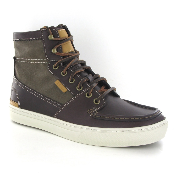 Timberland Brown Earthkeepers 2 0 Cupsole Moc Toe Boot