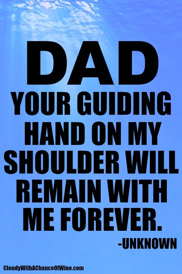 17 best ideas about happy fathers day on pinterest happy for What makes a good father quotes