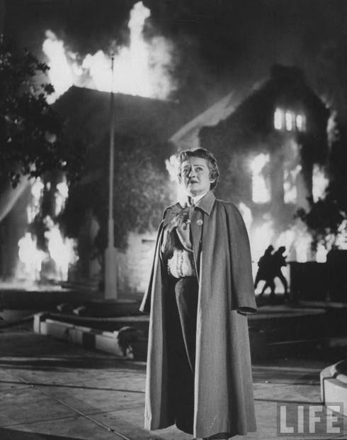 "Bette Davis in ""Storm Center"" (1956)"