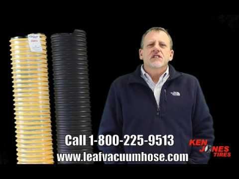 Leaf Vacuum Hose