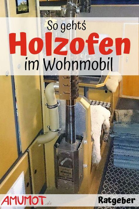 Holzofen ➜ alternative Heizung im Wohnmobil ➜ mini Holzofen statt Gas. ✔ Erfahrungsbericht ✔ Umbauanleitung ✔ TÜV Erfahrungen ✔ Roomtour Video