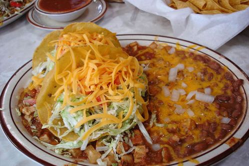 Sadie's Cantina ~ our favorite, hands down!