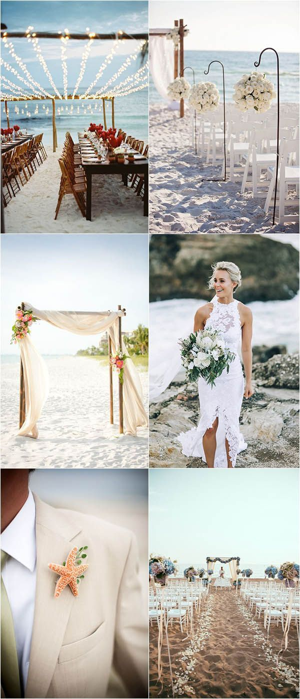 Top 4 Popular Summer Wedding Theme Ideas 2018 Wedding Themes