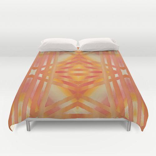 Greca 4x4 Extended version Duvet Cover   #patterns