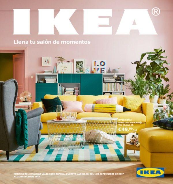 Nuevo Catálogo IKEA 2018 - http://www.valenciablog.com/nuevo-catalogo-ikea/