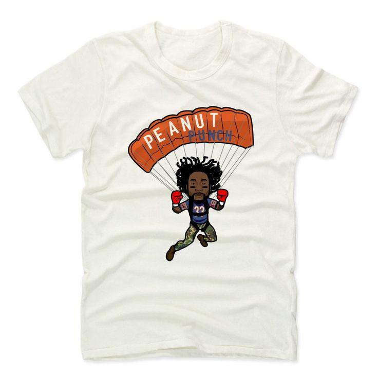 Charles Tillman Peanut Punch OB