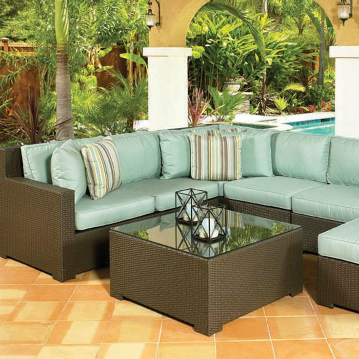 92 best Patio Furniture - Deep Seating images on Pinterest ...