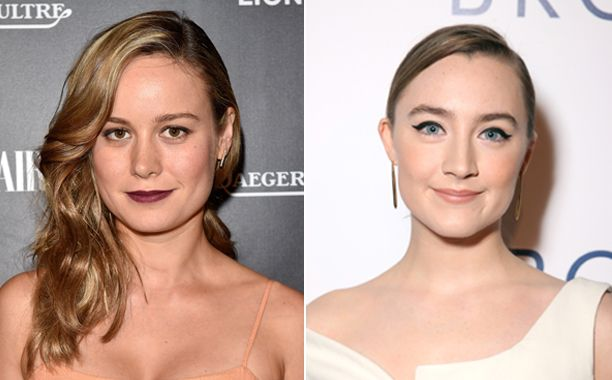 Brie Larson, Saoirse Ronan to be honored by Santa Barbara Film Festival | EW.com