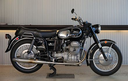 a gorgeous 1971 moto guzzi v7 ambassador for sale from the