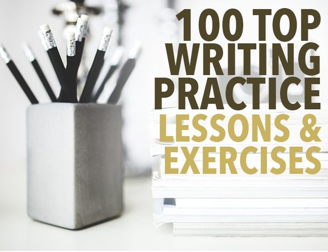 If you want to write better, you need practice. But what does a writing practice look like? Get everything you need to kick off your writing practice here.