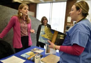 A partnership between Misericordia University and Commonwealth Health Wilkes-Barre General Hospital will enable 650 nurses to obtain advanced degrees at lower cost, Bob Hoffman, chief nursing officer at the hospital, said Friday.