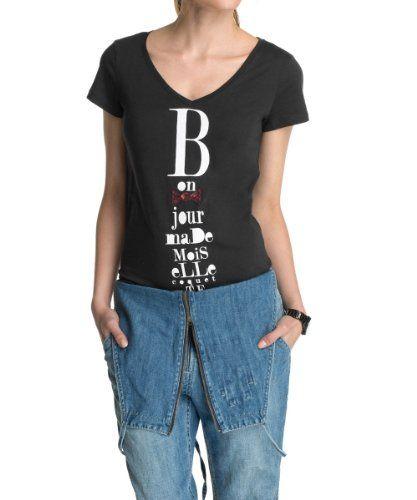 In Offerta! #Offerte Abbigliamento#Buoni Regalo   #Outlet edc by ESPRIT – Maglietta, donna, nero (Schwarz (Black)), M disponibile su Kellie Shop. Scarpe, borse, accessori, intimo, gioielli e molto altro.. scopri migliaia di articoli firmati con prezzi da 15,00 a 299,00 euro! #kellieshop #borse #scarpe #saldi #abbigliamento #donna #regali