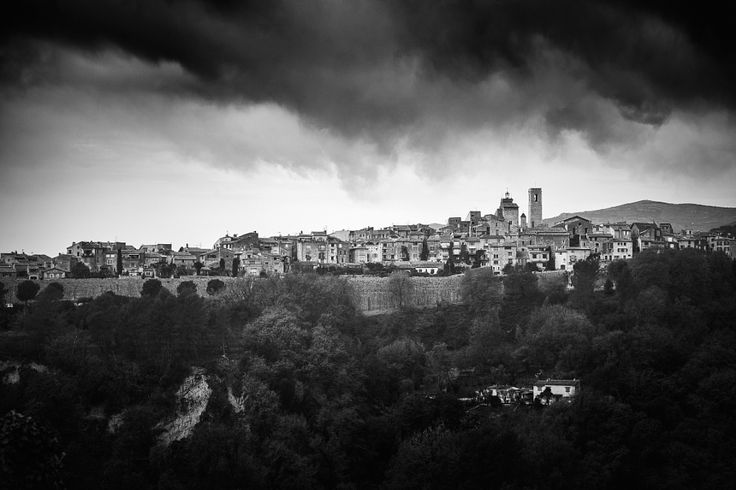 Saint Paul de Vence by Alfio Finocchiaro - Photo 150965851 - 500px