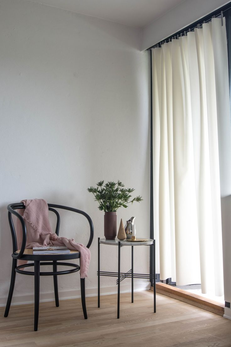 Ready Made Curtain styled by Marianne Jacobsen