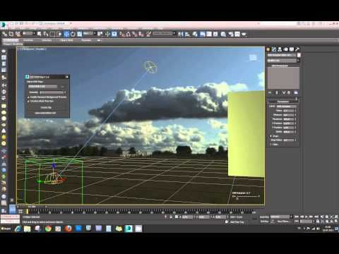 Hdr rig for 3ds Max - YouTube
