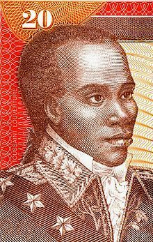 Toussaint Louverture was the leader of the Haitian Revolution. His military genius and political acumen led to the establishment of the independent black state of Haiti, transforming an entire society of slaves into a free, self-governing people.[1] The success of the Haitian Revolution shook the institution of slavery throughout the New World.