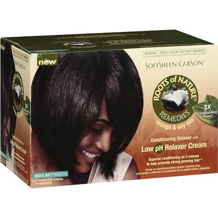SoftSheen Carson Roots of Nature Remedies Conditioning Relaxer Regular - 1 Application $8.95   Visit www.BarberSalon.com One stop shopping for Professional Barber Supplies, Salon Supplies, Hair & Wigs, Professional Product. GUARANTEE LOW PRICES!!! #barbersupply #barbersupplies #salonsupply #salonsupplies #beautysupply #beautysupplies #barber #salon #hair #wig #deals #sales #SoftSheenCarson #RootsofNature #Remedies #Conditioning #Relaxer #Regular