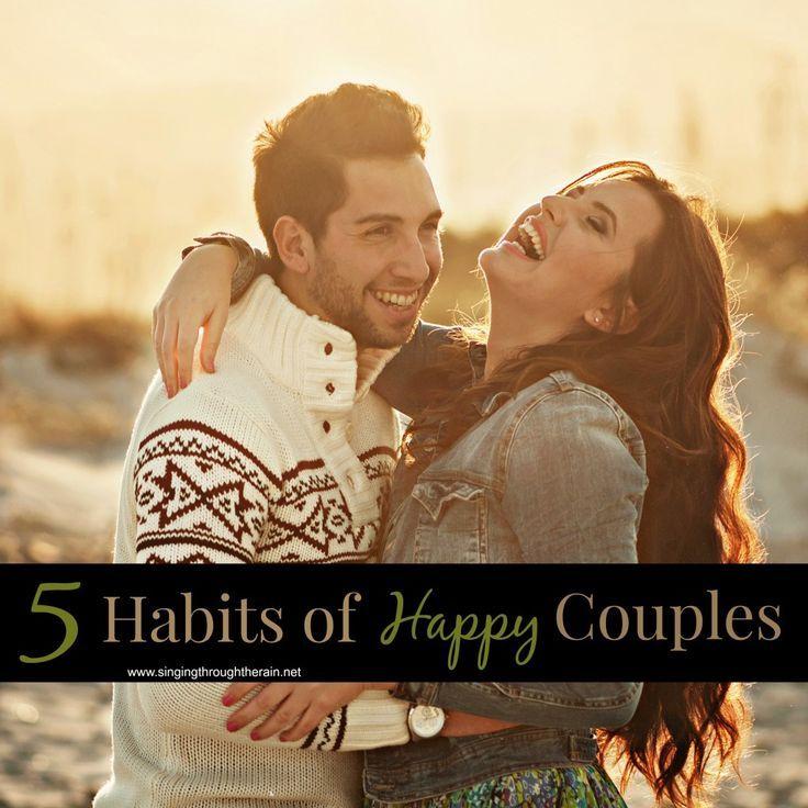Cinco hábitos de casais felizes   – Committed Relationships