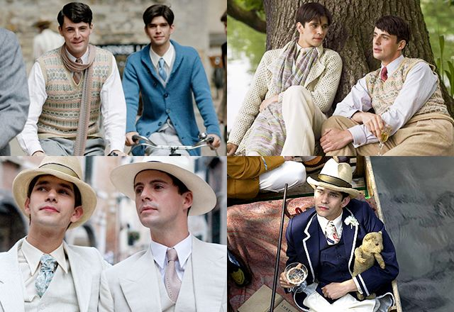 Campus Fashion Icons: Charles and Sebastian (Brideshead Revisited)