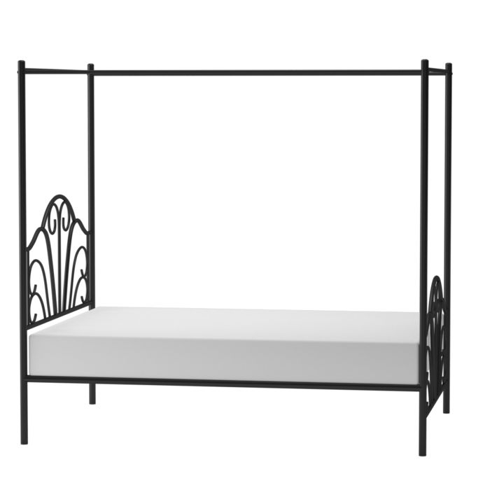 Lark Manor Aksel Canopy Bed Amp Reviews Wayfair Adjustable Beds Canopy Bed King Size Headboard
