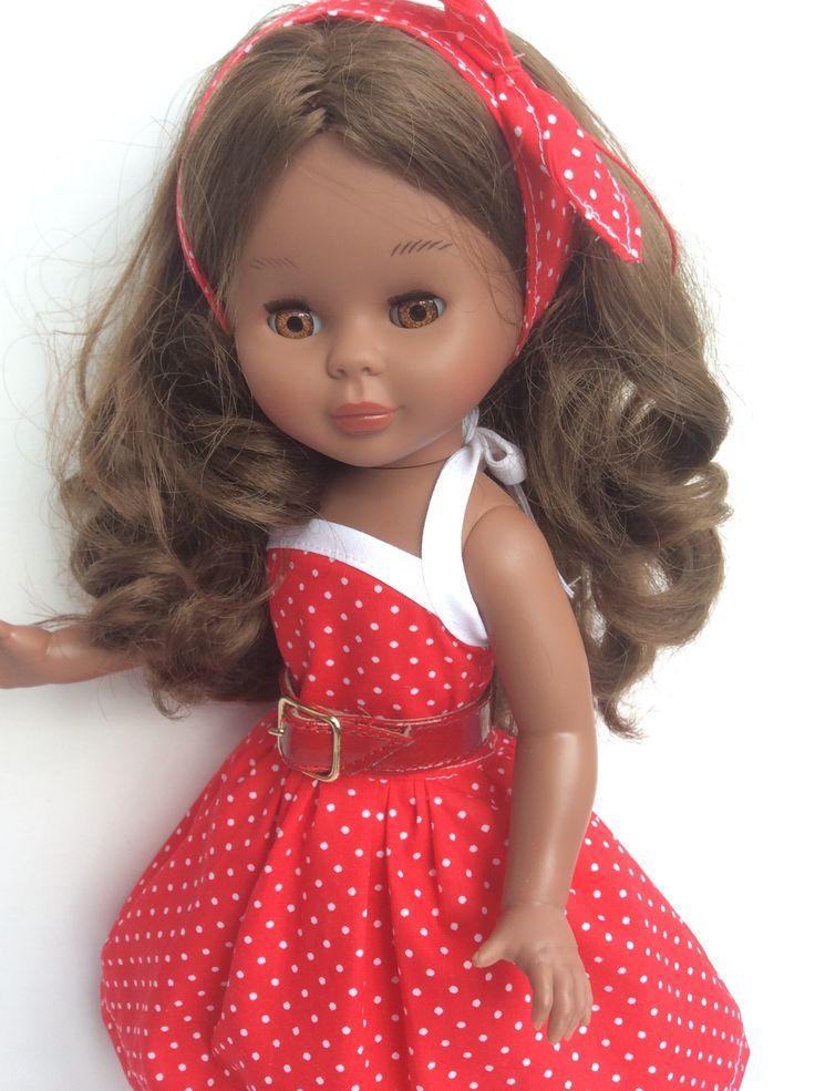 Cosiendo vestidos para Nancy:Chica pin-up