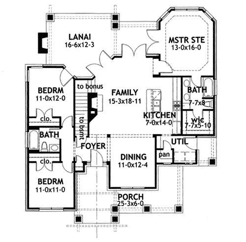 111 Best House Floorplans Images On Pinterest