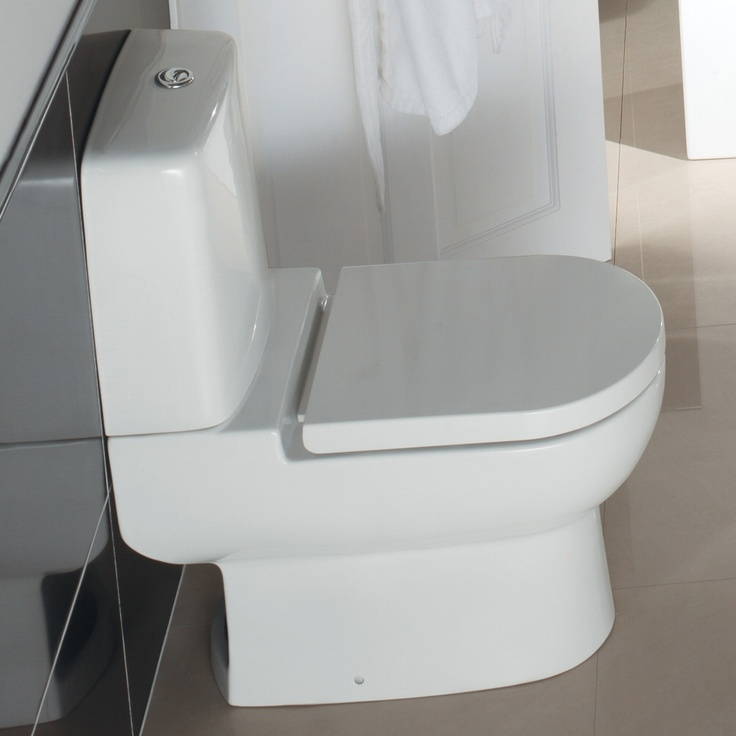 Update your bathroom with the Orella toilet