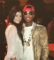 Reality Television Star Kylie Jenner and Rap Artist Tyga, who is of Vietnamese and Jamaican Descent
