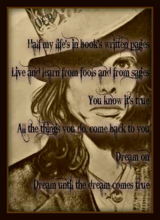 Steven Tyler with Aerosmith - Dream On <3