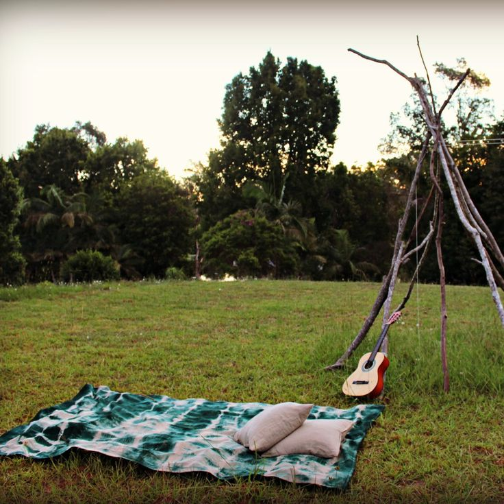 new forest dweller... festival rug . bedspread . picnic blanket . wall hanging . throw .