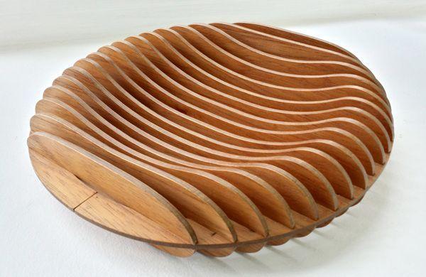 bowls en mdf - Buscar con Google