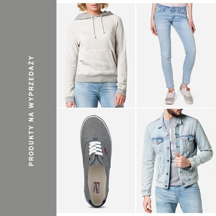 #produkty na #wyprzedazy #levis #liveinlevis #sale #sweatshirt #jeans #trainers #jacket #trucker #denim