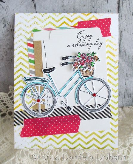 Love the layered look of this card.