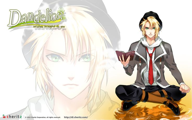 dating sim anime psp wallpaper